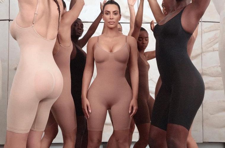 Ким Кардашьян изменит название своего нового бренда Kimono