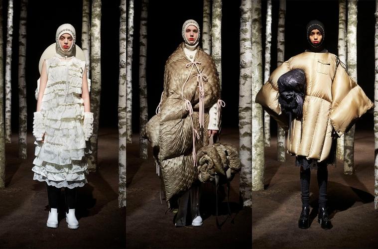 Все о новой коллекции 4 Moncler Simone Rocha 2019