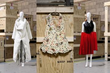Архивная одежда Maison Margiela будет продана на аукционе