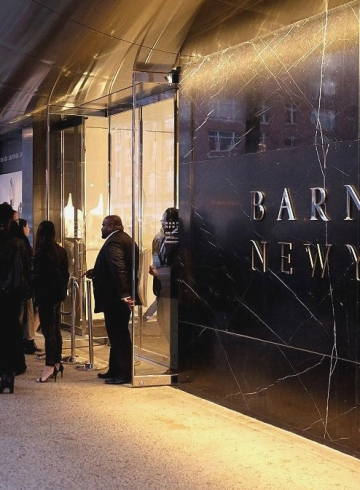 Barneys New York может закрыться