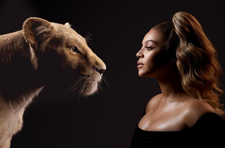 """Beyoncé выпустит альбом """"The Lion King: The Gift"""""""