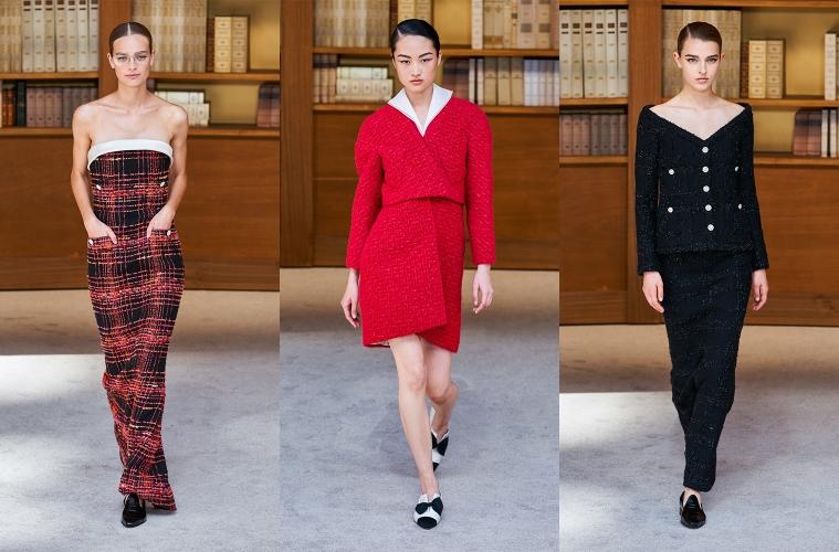 Chanel Fall/Winter 2019 Couture — обзор дебютной коллекции Виар