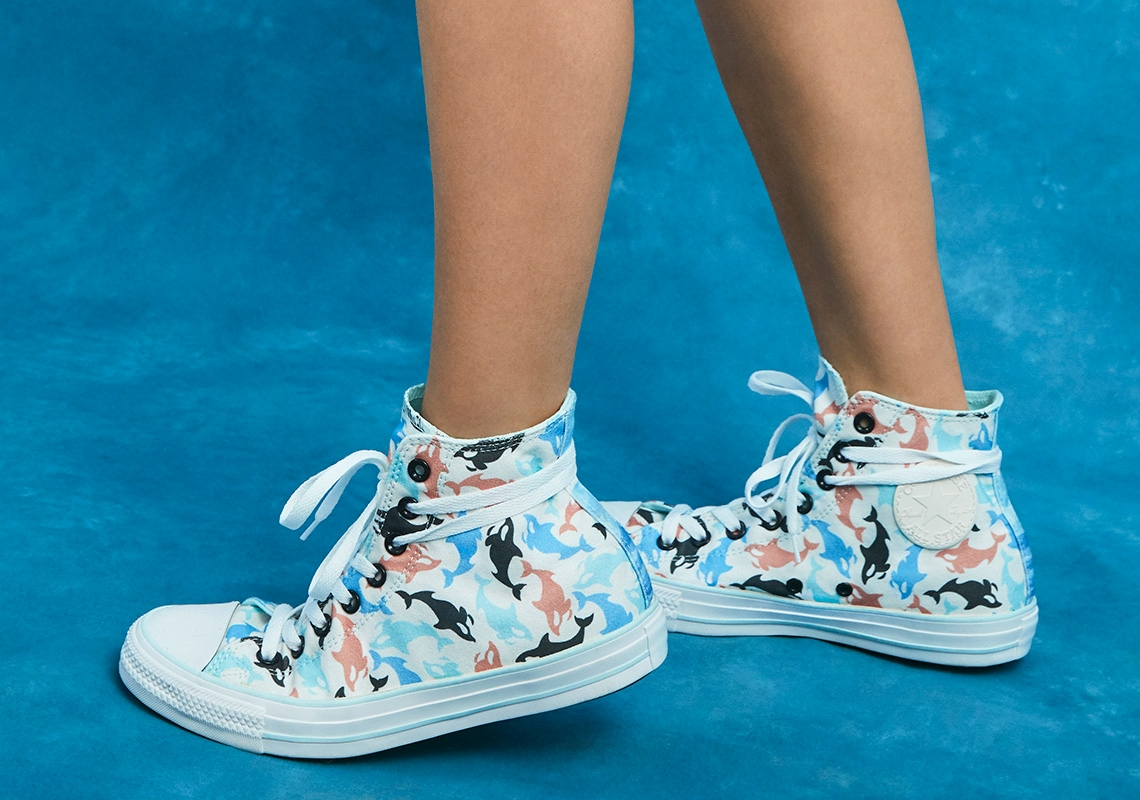 Converse Chuck Taylor All Star x Millie Bobby Brown «Millie By You»