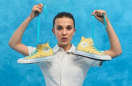 Converse x Millie Bobby Brown «Millie By You» - детали коллаборации