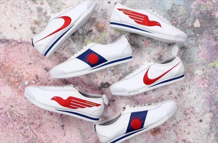 Nike Cortez «Shoe Dog», посвященные книге основателя Фила Найта