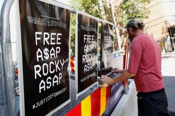 Фанатку A$AP Rocky арестовали из-за угроз взорвать посольство