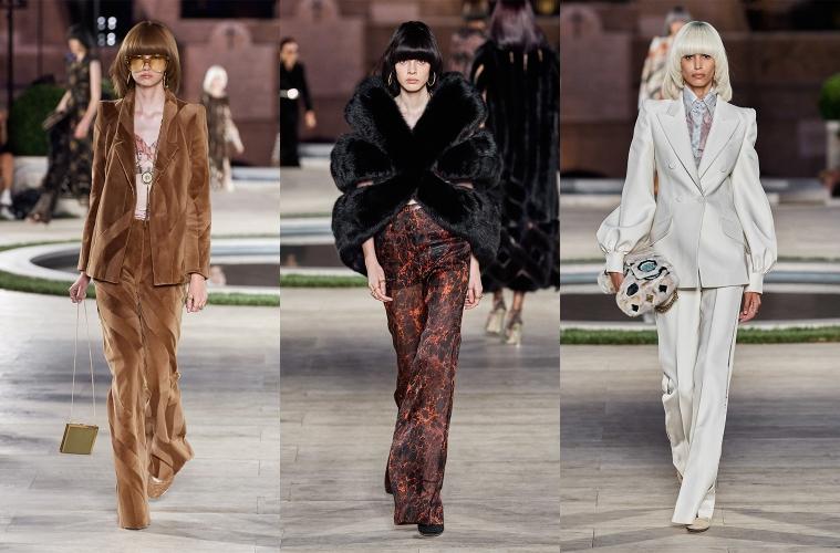 Fendi Fall/Winter 2019 Couture — обзор кутюрной коллекции в Риме