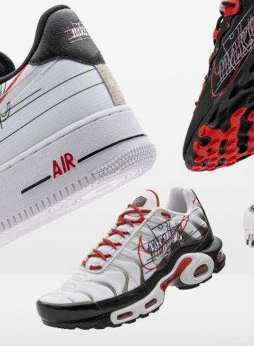 Где купить Nike Script Swoosh Pack |