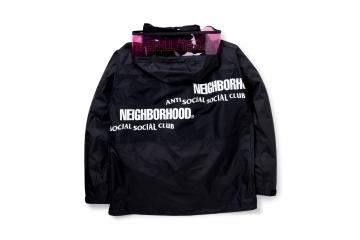 NEIGHBORHOOD x Anti Social Social Club — все о новой коллаборации