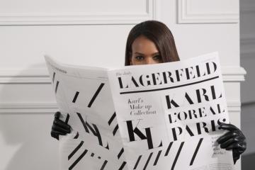 L'Oréal Paris x Karl Lagerfeld — все о новой косметической линии