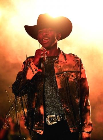 Lil Nas X побил рекорд чарта Billboard