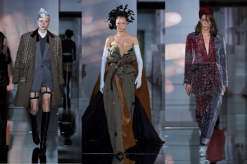 Maison Margiela Fall/Winter 2019 Couture - обзор коллекции