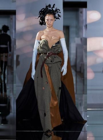Maison Margiela Fall/Winter 2019 Couture - обзор коллекции
