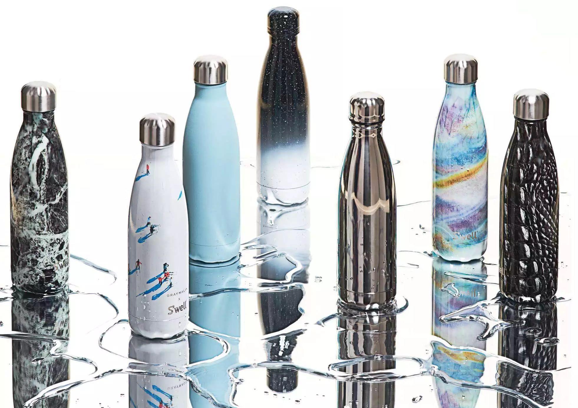 Многоразовые бутылки Swell — mcmag.ru Молодежный Центр