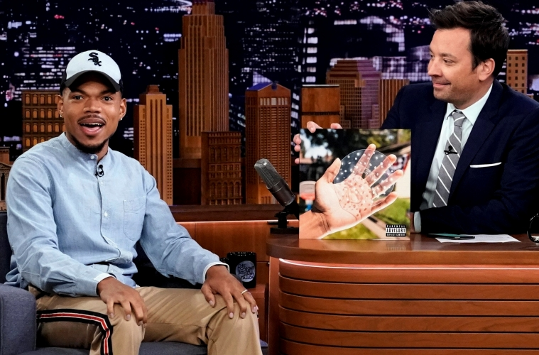 Chance The Rapper рассказал о дате релиза альбома«The Big Day»