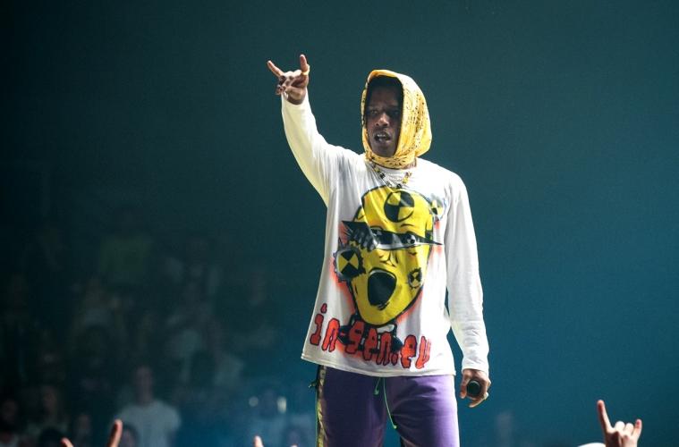 Полиция представила документы по делу A$AP Rocky