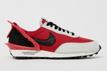 Релиз UNDERCOVER x Nike Daybreak «University Red»