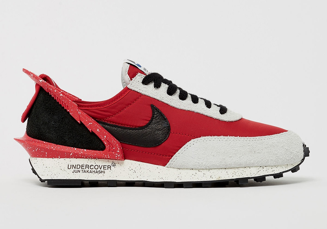 Релиз UNDERCOVER x Nike Daybreak «University Red»