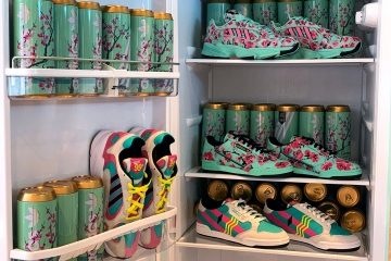 Релиз adidas x Arizona Ice Tea отменен
