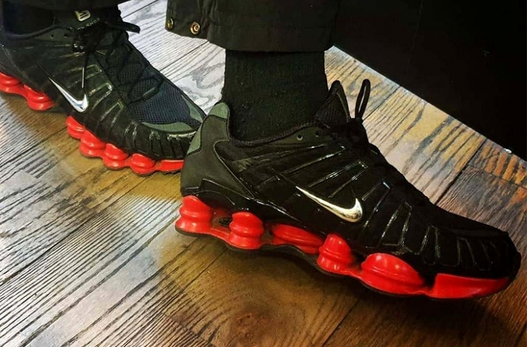 Skepta x Nike Shox TL – релиз кроссовок намечен на сентябрь