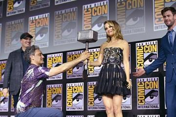 Всё, что известно о четвертой фазе киновселенной Marvel