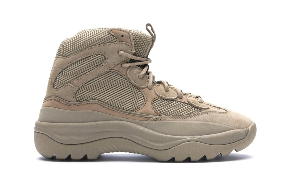 Yeezy Desert Boots Taupe