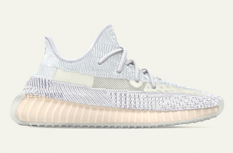 adidas Yeezy Boost 350 V2 «Cloud White