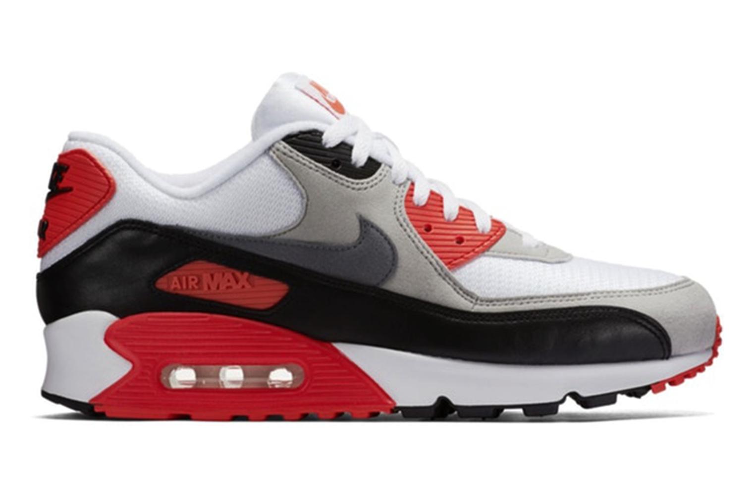 Тинкер Хэтфилд – Nike Air Max 90