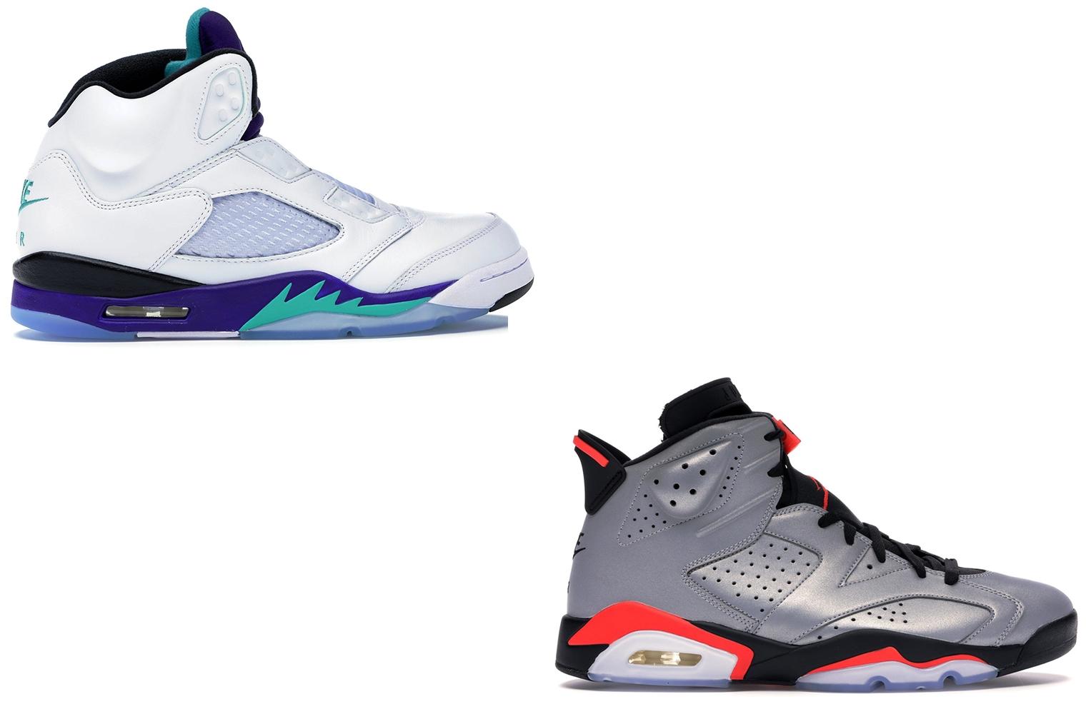 10 лучших кроссовок Nike Тинкера Хэтфилда