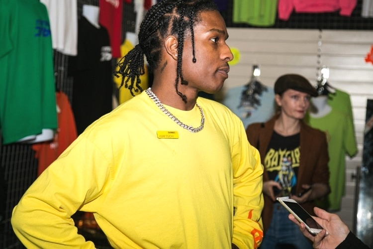 A$AP Rocky выпущен на свободу до вынесения вердикта