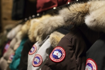 Canada Goose обвинили в неэтичности производства