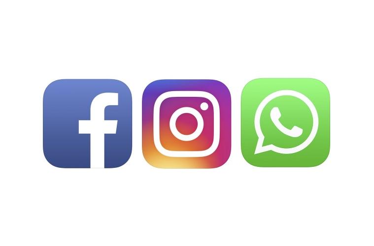 Фейсбук переименовывает WhatsApp и Instagram