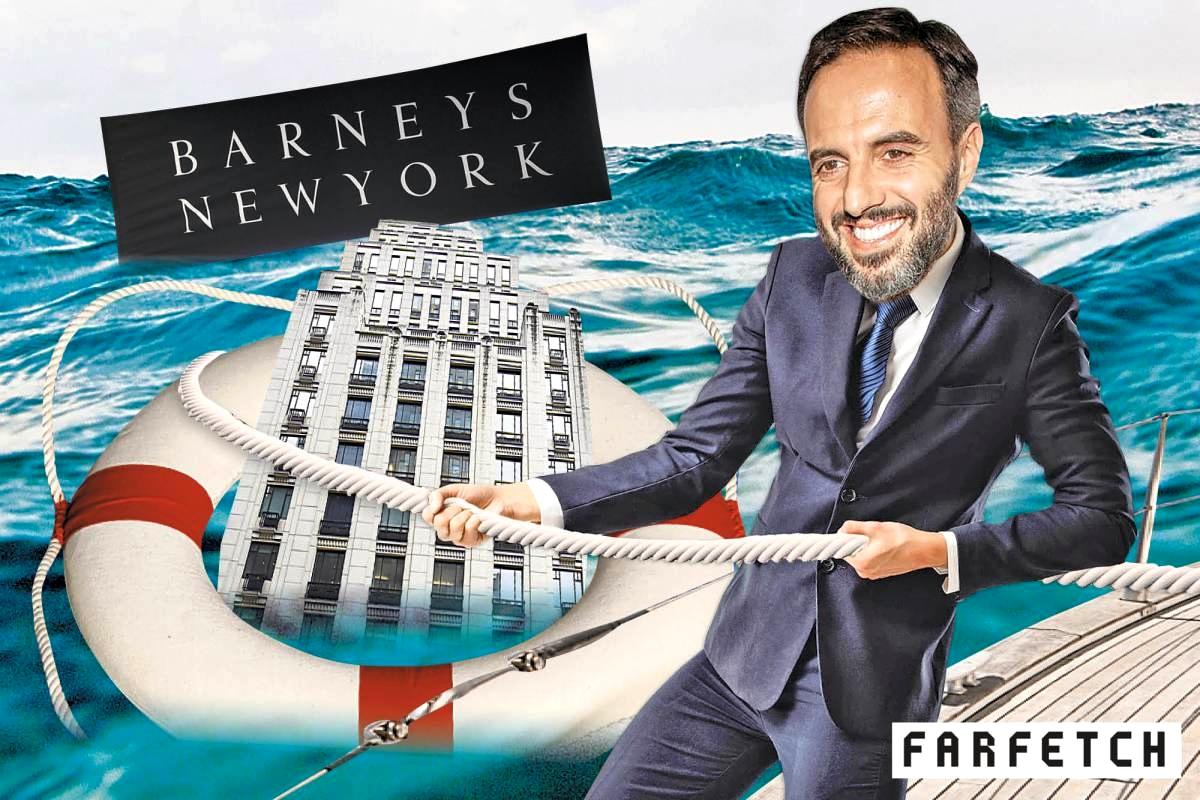 Farfetch отрицает слухи о покупке универмага Barneys