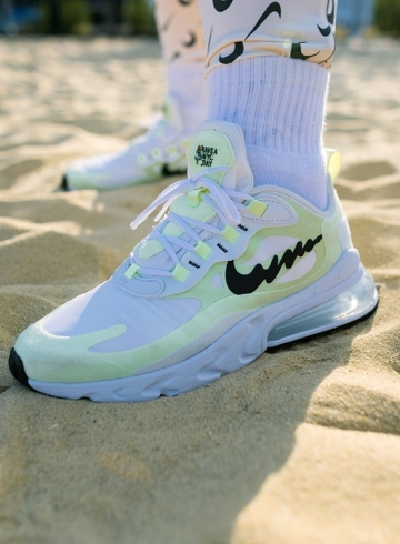 Nike Air Max 270 React Premium «In My Feels»