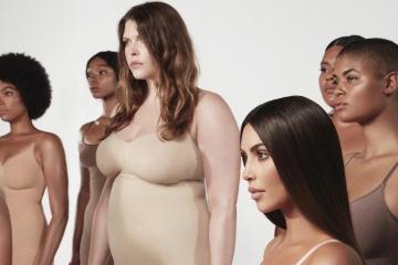 Ким Кардашьян переименовала бренд Kimono в SKIMS