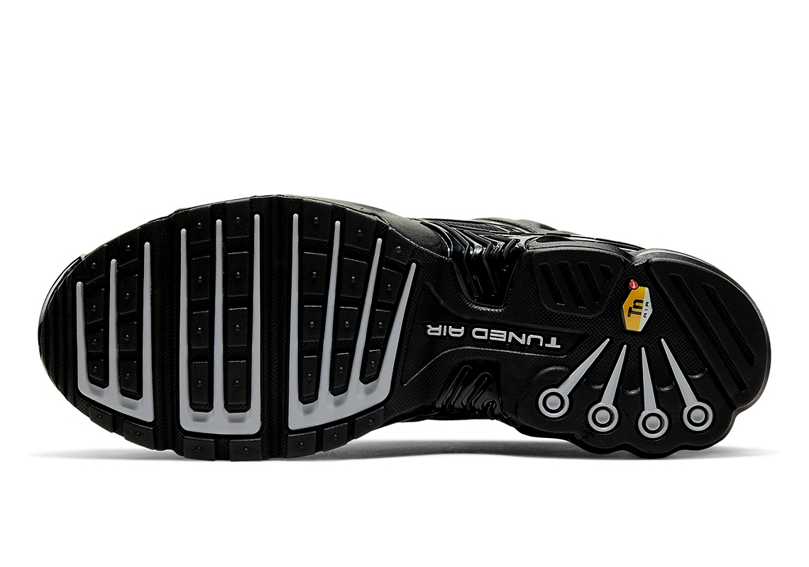 Nike Air Max Plus 3 Black/Grey