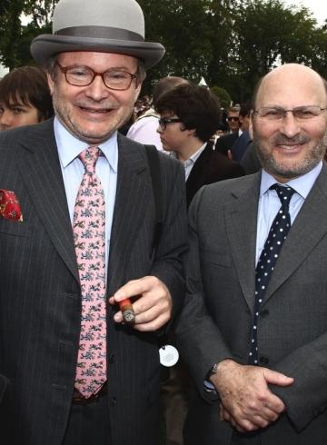 Братья Жерар и Ален Вертхаймеры попали в список 25 самых богатых семей планеты