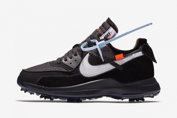 Off-White x Nike Air Max 90 – новые кроссовки для гольфа