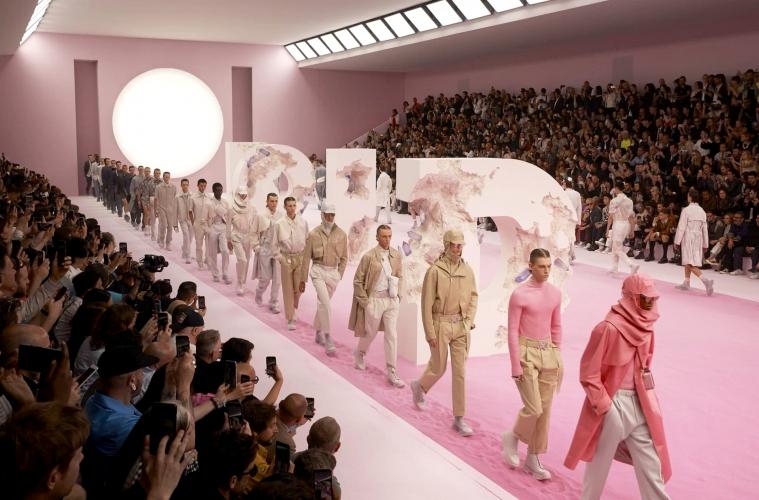 Показ мужской коллекции Dior Pre-Fall 2020 пройдет в Майами