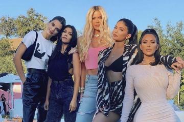 Семейство Кардашьян возглавило рейтинг звезд с наибольшим числом фейковых подписчиков 2019 года
