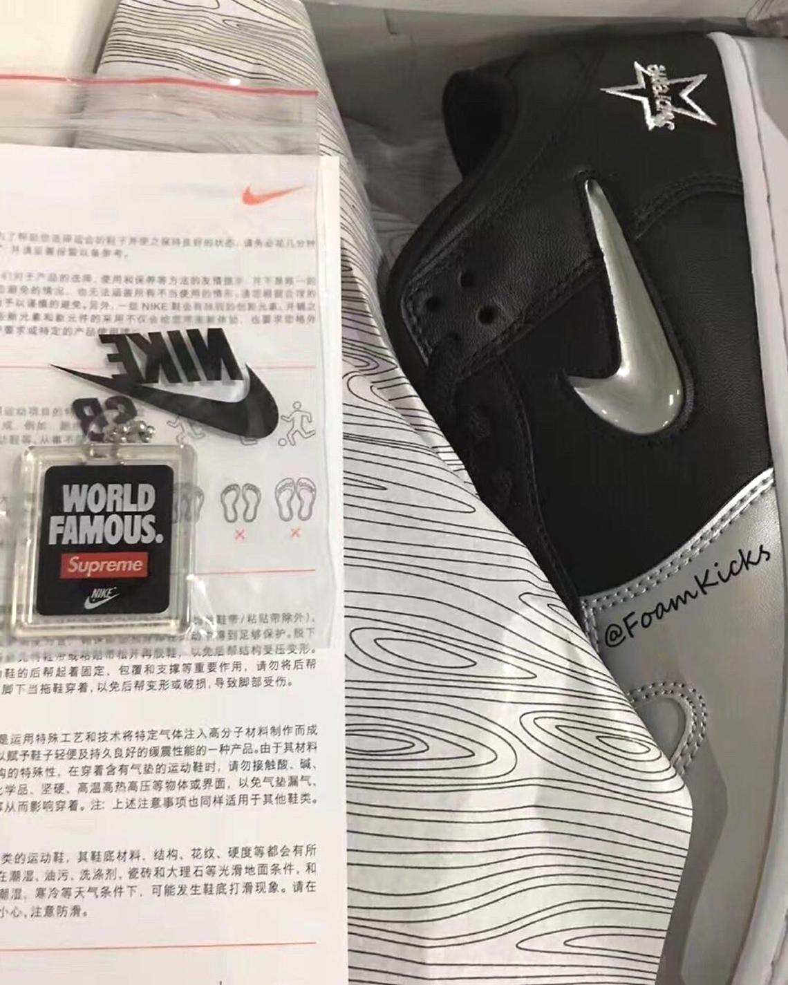 Supreme x Nike SB Dunk Low 2019