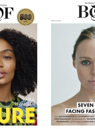 TheBusiness of Fashion объявил о сотрудничестве с Financial Times