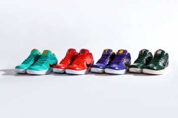 UNDEFEATED x Nike Kobe 4 Protro – все подробности новой коллекции