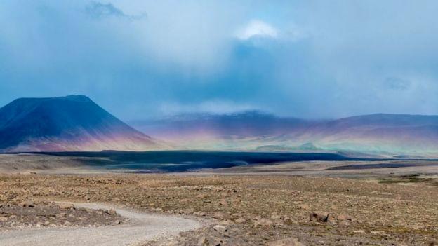 В Исландии почтили память ледника Okjokull