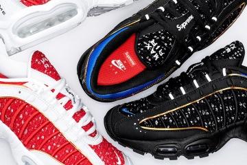 Все коллаборации Supreme x Nike