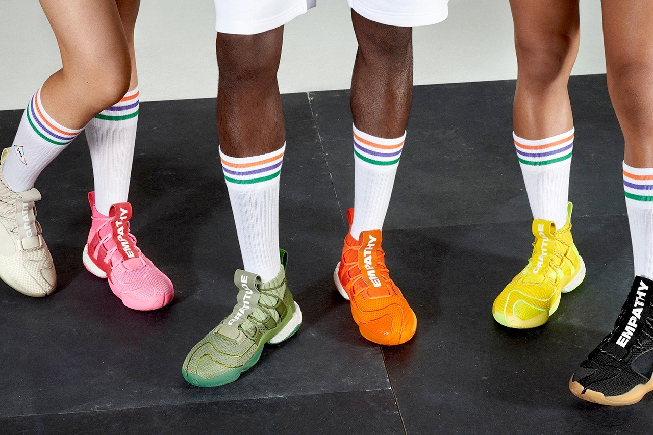 adidas Originals x Pharrell Williams «Now Is Her Time»