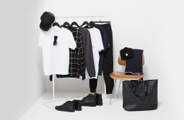 летний гардероб минималиста — mcmag