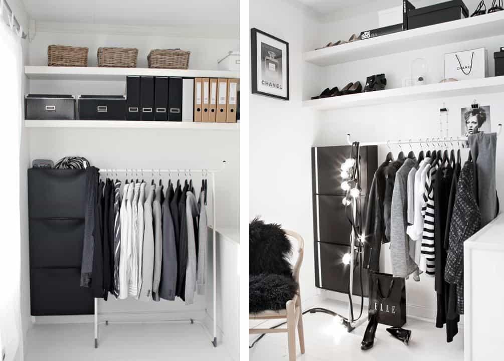 гардероб минималиста как жить с минимумом вещей