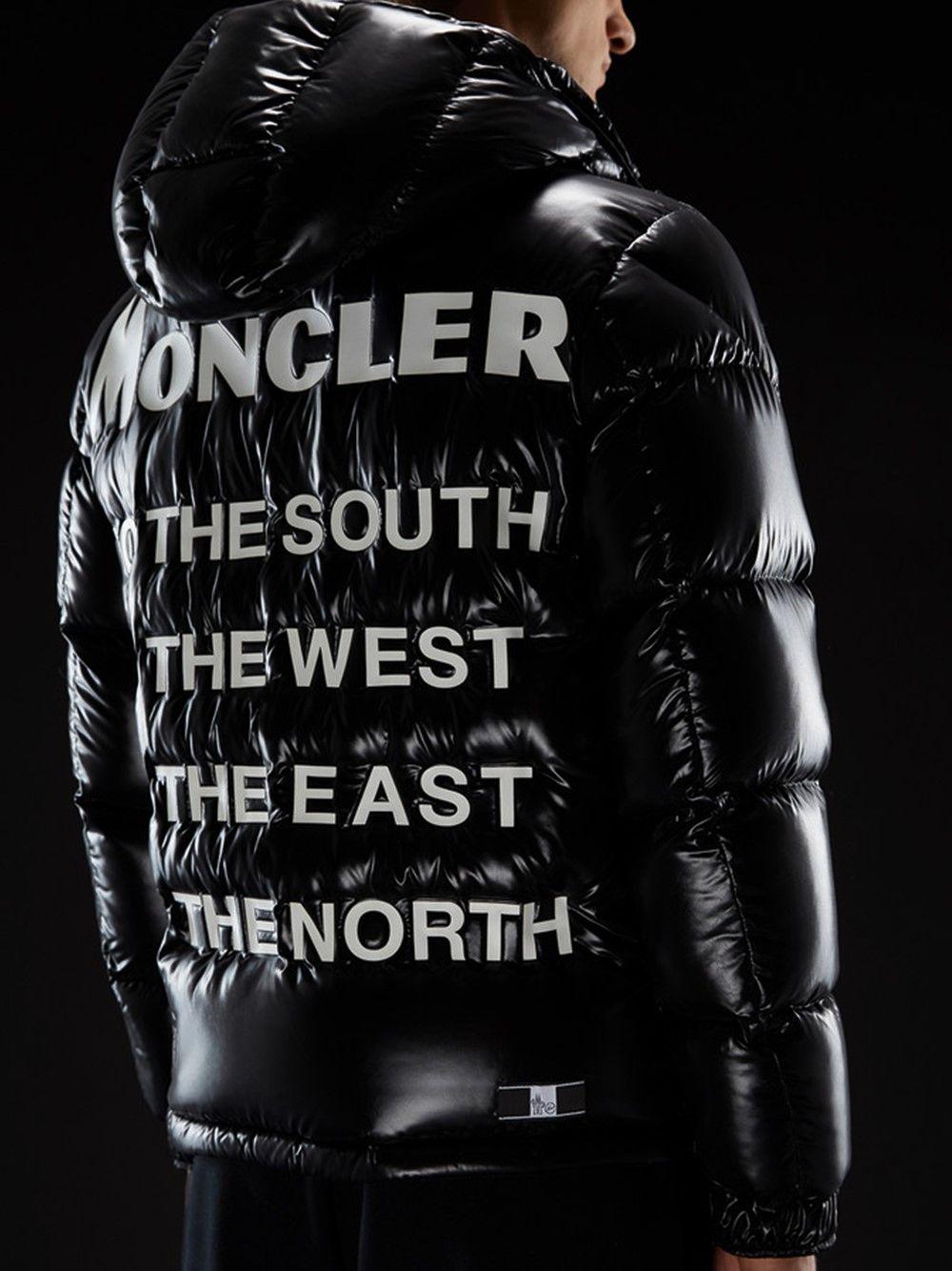 Куртка из коллекции 7 MONCLER FRAGMENT