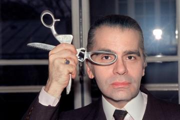 LVMH объявил об учреждении премии имени Карла Лагерфельда